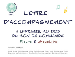 lettre accompagnement